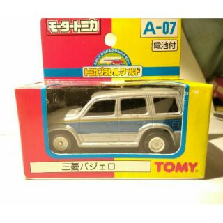 Tomica Pajero 電動車 A 07