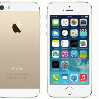 iPhone 5S 32G 金色 近全新無損無痕 美規原廠 繁體中文內建 功能全正常 穩定靈敏 附保膜及iPhone皮套