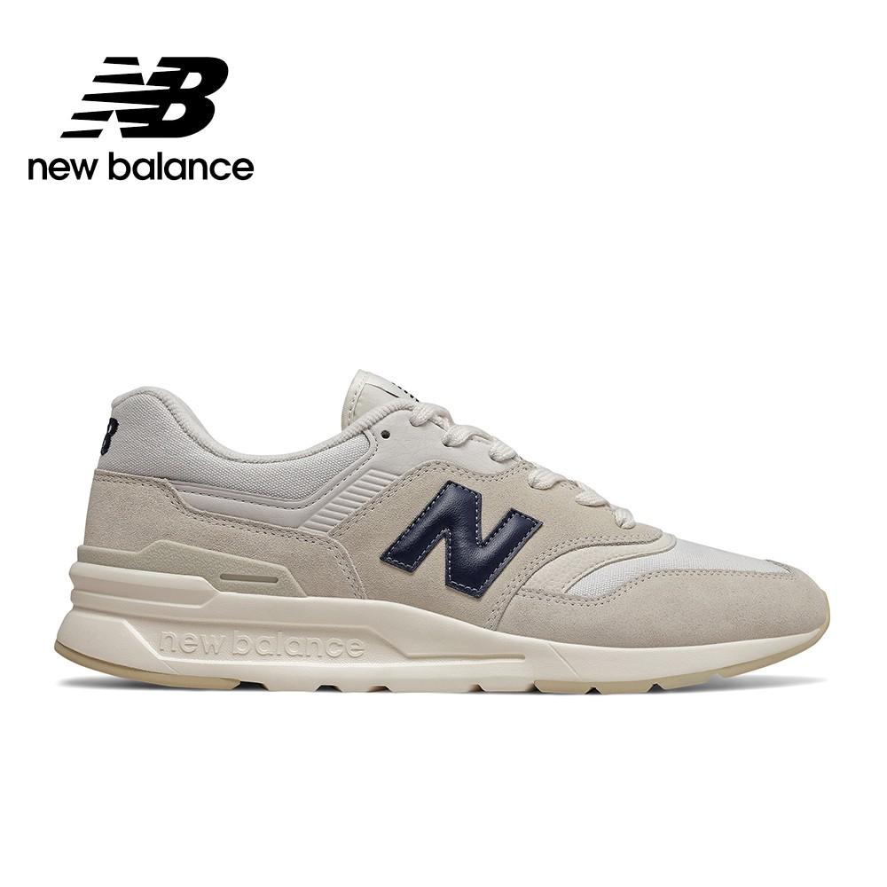 【輸碼88折】【New Balance】 復古鞋 男性 米白 CM997HBP-D楦 997