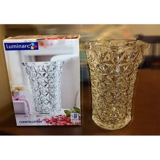 法國Luminarc樂美雅_琉燒幻象玻璃瓶/花瓶
