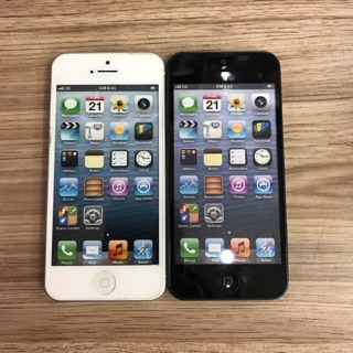 (現貨)二手樣品手機出清 彩屏 黑屏 i5  i5s 模型機 Demo機 展示機