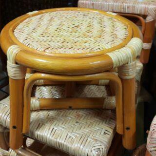 圓形小藤椅-五十年老店(批發價)