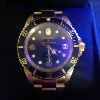 Ape type bapex 金錶
