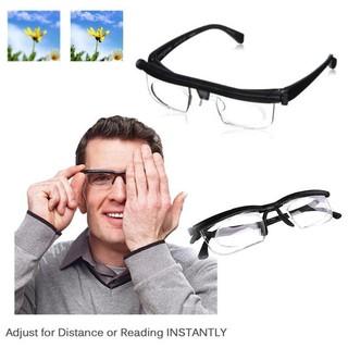 可調矯距視鏡Dial Vision老花鏡近視鏡變焦眼鏡