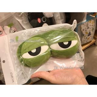 青蛙大眼睛立體眼罩