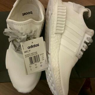 Adidas NMD R1 白(女鞋)
