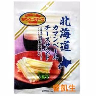 日本 ORSON 北海鱈魚起士條 102g