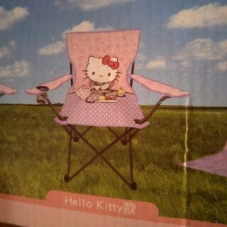 7-11 Hello Kitty 折疊休閒椅