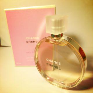 Chance chanel 粉紅甜蜜版淡香水