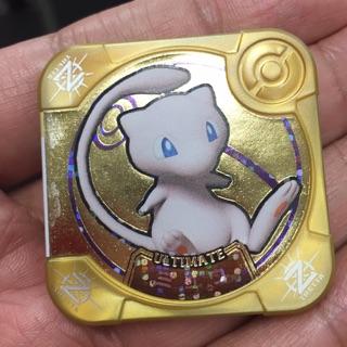 Pokemon Tretta z4 究極 金卡 夢幻