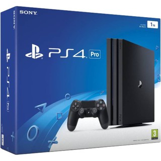 PS4 PRO SONY PlayStation 4 Pro CUH-7100BB01 1T 全新現貨 日本帶回