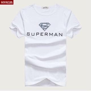 韓版superman男上衣
