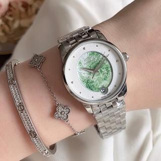 Genuine MIDO美度手錶 貝倫賽麗系列 進口石英女士腕錶 時尚柔美手錶 石英手錶 精鋼錶帶