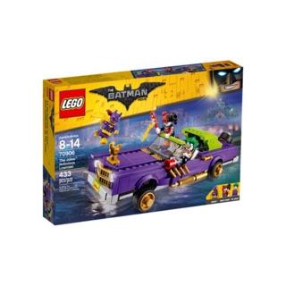 《LEGO 70906》2017  樂高 蝙蝠俠系列 Notorious Lowride(下標前請詢問)