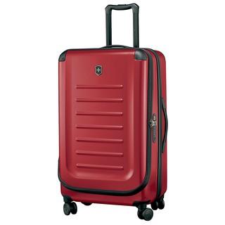 (出清)VICTORINOX 瑞士維氏Spectra 2.0輕量硬殼可擴充30吋行李箱-紅