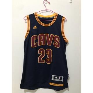 nba球衣尺寸NBA騎士隊cavs 23號詹姆斯james球員版籃球衣背心