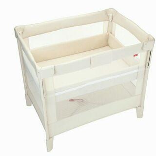 Aprica COCONEL 任意床 嬰兒床 二手 可折疊