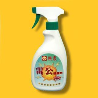 興農雷公殺蟲劑500ml