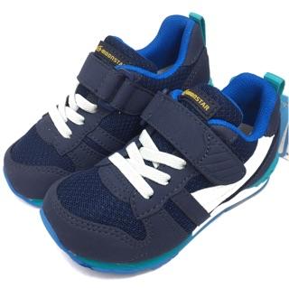 Moonstar 海軍藍 矯正鞋 男童運動鞋 月星 機能鞋 carrot ifme