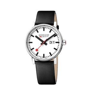 MONDAINE × 7-ELEVEN evo2時光走廊腕錶40mm 瑞士國鐵