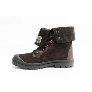 Vans歐式軍靴ARMAMENT ROLL  BROWN棕色
