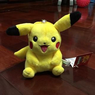 《娃娃機戰利品》神奇寶貝 皮卡丘 Pokemon伸縮 票卡 悠遊卡包 零錢包 卡套