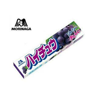 Japanonline 代購 現貨 日本 MORINAGA 森永 Hi-CHEW 嗨啾軟糖 夾心軟糖 糖果 水果軟糖