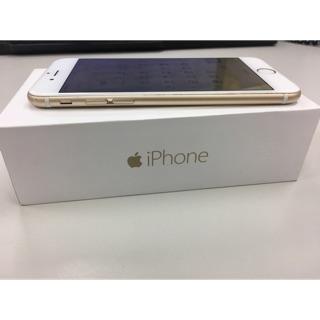 Iphone6 二手空機手機128g 金色