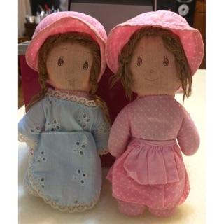 二手布娃娃 收藏娃娃 老娃娃