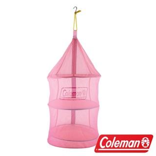 Coleman 魔術掛網-粉紅 CM-26812 露營⛺️|戶外碗籃|餐廚籃|餐具吊籃 吊網