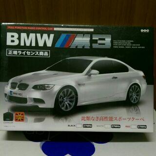 日本景品 RC BMW M3 flat II 遙控汽車 模型車