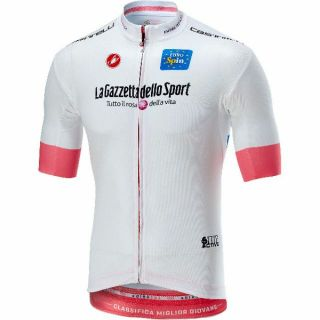 2018 Castelli Giro Squadra環義白衫