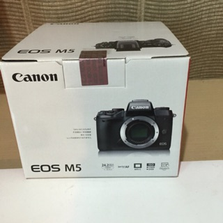 Canon EOS M5+EF-M 18-55mm f/3.5-5.6 IS STM公司貨