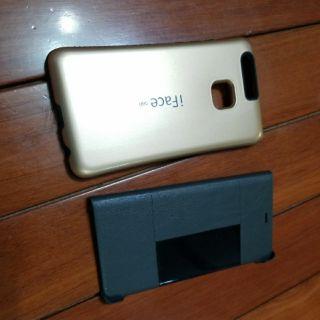 華為 Huawei p9 plus 原廠手機殼&iface手機殼一起賣