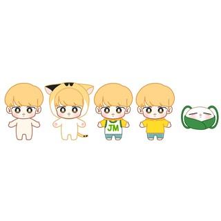 [已截止]BTS 防彈娃 三色貓旻 智旻 JIMIN 雞米 兒子 娃娃 防彈少年團