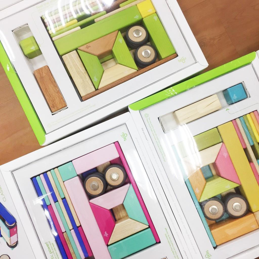 Tegu 磁性積木 42系列 / 美國 創造 造型 吸力積木 磁性 積木 兒童 玩具 遊戲 積木玩具