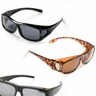 嚴總推薦--KOSUI包覆式寶麗萊偏光太陽眼鏡