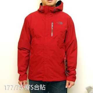 80號【The North Face】Gore-Tex北臉防風雨透氣外套 DRYZZLE JACKET(男)現貨
