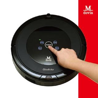 美國Mdovia R64 自動偵測髒污 自動清潔打掃 機器人吸塵器