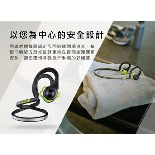 Plantronics BackBeat FIT NEW 運動型藍牙耳機 (黑)