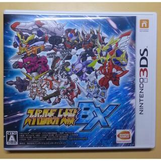 3DS 機器人大戰 BX SRW BX 日規