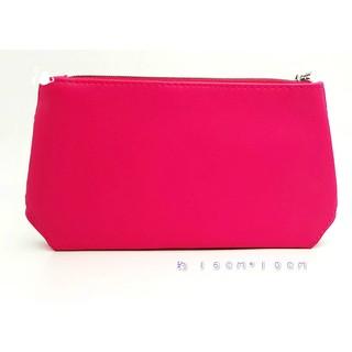 【蘭蔻】時尚桃紅梯形包