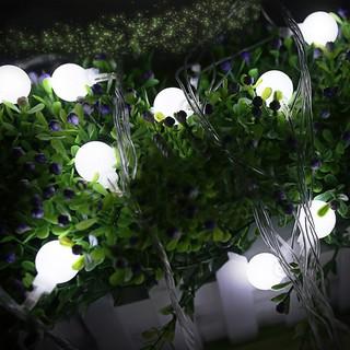 現貨LED燈串聖誕婚禮裝飾