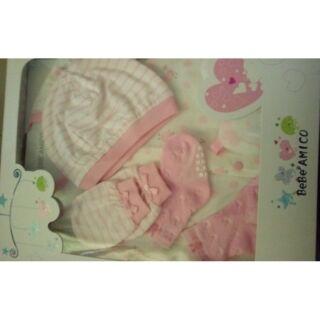 奇哥 新生兒 嬰兒 彌月禮盒 小雞