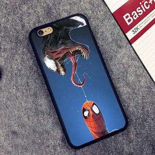 蜘蛛俠手機殼 蘋果三星iPhone 5 6 7 8 Plus X