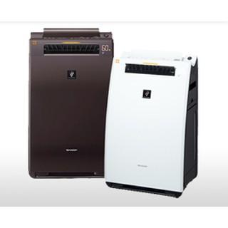 [現貨]夏普空氣清淨機KIFX55(sharp KI-FX55 KC-F50 KCJE50T FX75 KI-FX75