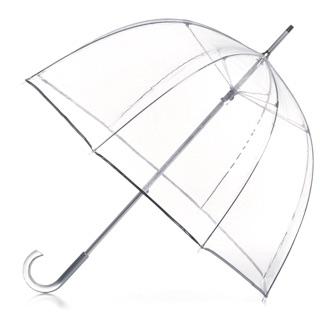 Gossip girl TOTES透明泡泡雨傘☂️鳥籠傘