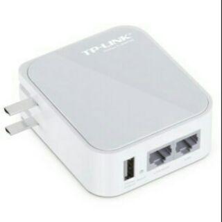 TP-LINK迷你無線路由器TL-WR710N