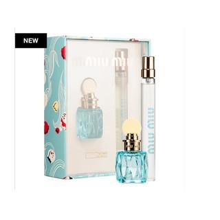 MIU MIU 春日花園迷你香水2件組 MIU MIU Mini Gift Set 美國代購