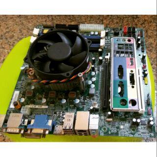 E3 1230搭配Q65主機板含散熱器後擋板1155 (2600 2600k 3770 3770k)E31230